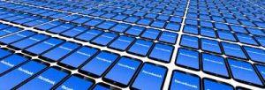 Facebook a maior plataforma de usuários