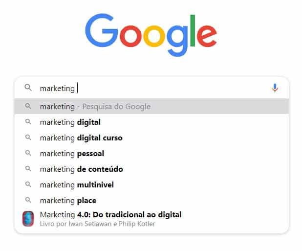 Inteligência Artificial no Google